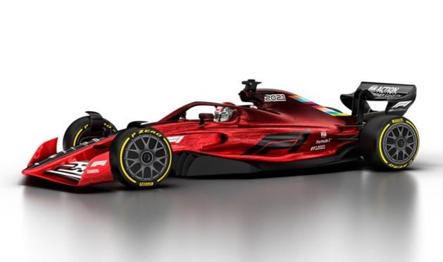 """""""Nieuwe regels in Formule 1 zijn regressief maar dat is gerechtvaardigd"""""""