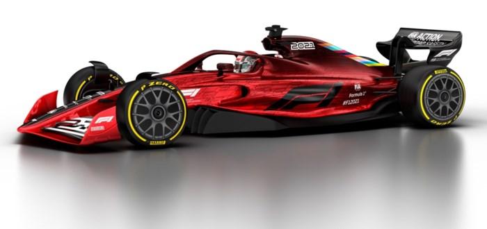 """De F1 vanaf 2021: """"Het gaat niet meer om hoeveel geld je hebt, maar hoe goed je het besteedt"""""""
