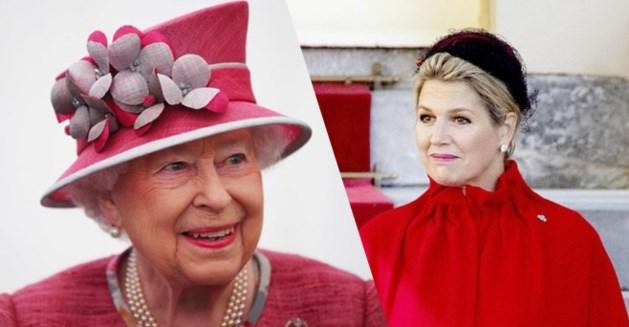 ROYALS. Koningin Máxima speelt van Roodkapje en een huishoudtip van de Queen