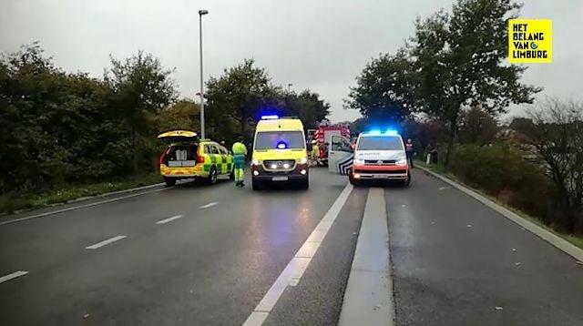 Drie gewonden na zwaar ongeval in Peer