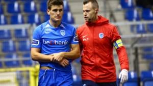 KRC Genk mist Joakim Maehle tegen Antwerp