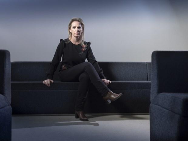 """Maaike Cafmeyer: """"Mijn kunde doet vaak niet ter zake, het draait om mijn snoet"""""""
