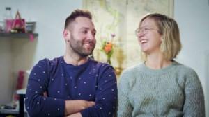 Zo vieren Victor en Line uit 'Blind Getrouwd' hun eerste huwelijksverjaardag