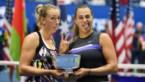 Elise Mertens en Aryna Sabalenka knopen aan met zege in dubbeltoernooi op WTA Finals