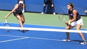 """Geen halve finale dubbelspel op WTA Finals voor Elise Mertens: """"Moet volgend jaar nog iets meer durven"""""""