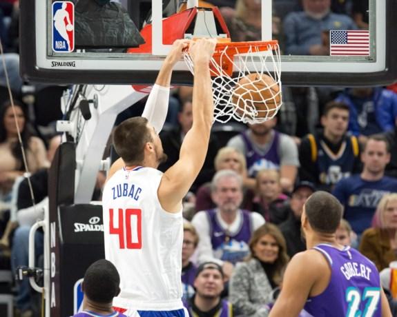 LA Clippers smeren Spurs eerste verlies aan
