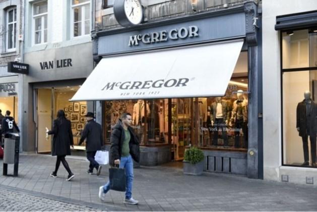 Eerste Limburgse vestiging van McGregor in Quartier Bleu