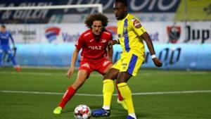 HERBELEEF. STVV wint met kleinste verschil van KV Oostende