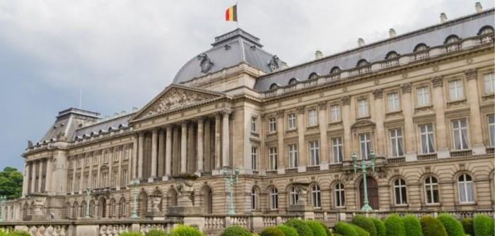 Dit is er jaarlijks nodig om het paleis te verwarmen: 500.000 liter stookolie, goed voor 340.000 euro
