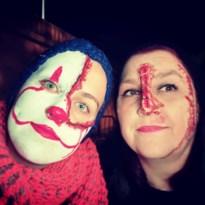 Halloweentocht bij Eendracht Louwel