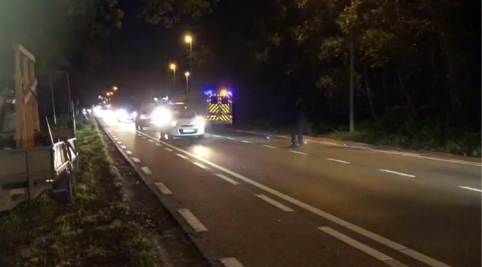 Ongeval veroorzaakt zware verkeershinder op Koolmijnlaan in Beringen: twee gewonden