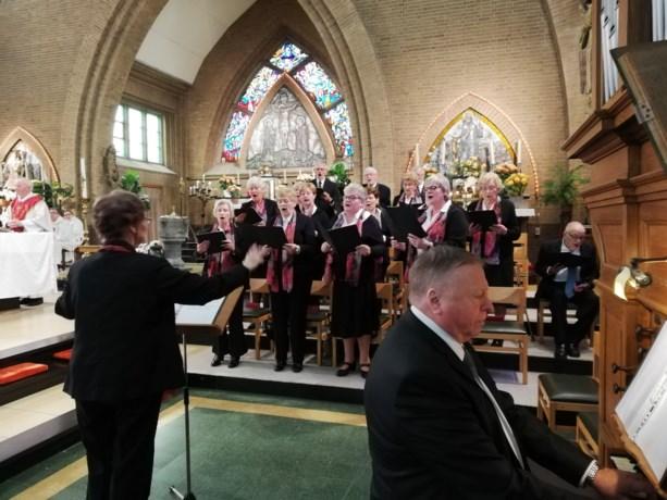 Sint-Hubertuskoor viert 60-jarig jubileum