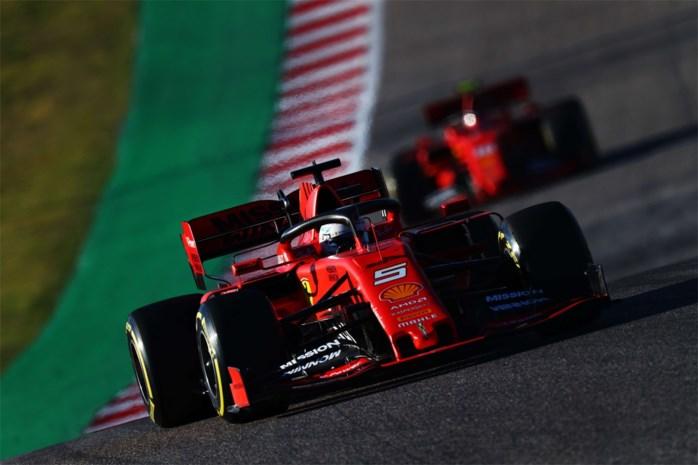 Is Ferrari een illegaal voordeel kwijt door ingreep van Red Bull? (update)
