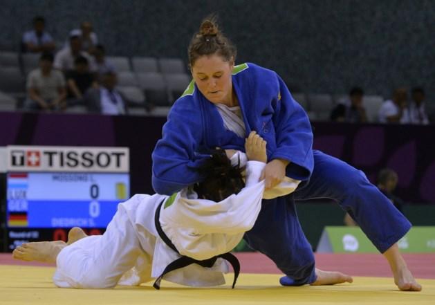 Judoka Roxane Taeymans verovert brons in Perth