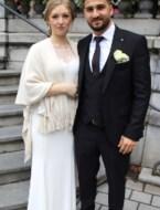 Yanina en Murat in Hasselt