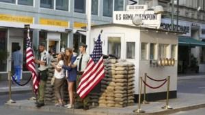 Valse soldaten niet meer welkom aan Checkpoint Charlie