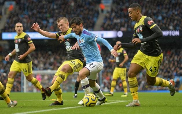 Manchester City moet David Silva missen tegen Atalanta en Liverpool