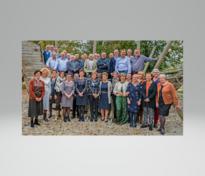 65-jarigen Overpelt halen samen herinneringen op