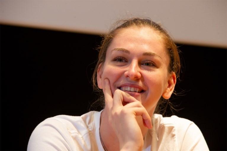 """Belgian Cat en basketbaltopper Emma Meesseman blikt terug op ongelooflijke prestatie: """"Wat.Een.Maand"""""""