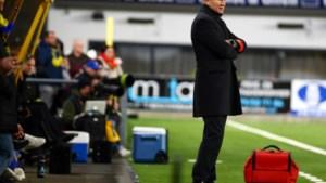 STVV ontkent dat Marc Brys op de wip zit en verliest oefenpot in Leuven
