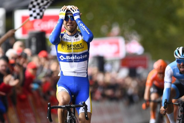 Piet Allegaert verhuist naar Cofidis ook al had hij toegezegd bij Sport Vlaanderen - Baloise te blijven