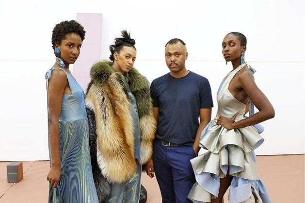 'Wonderkind' Christopher John Roberts krijgt belangrijke modeprijs
