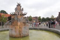 Klacht tegen schepen na afbraak fontein