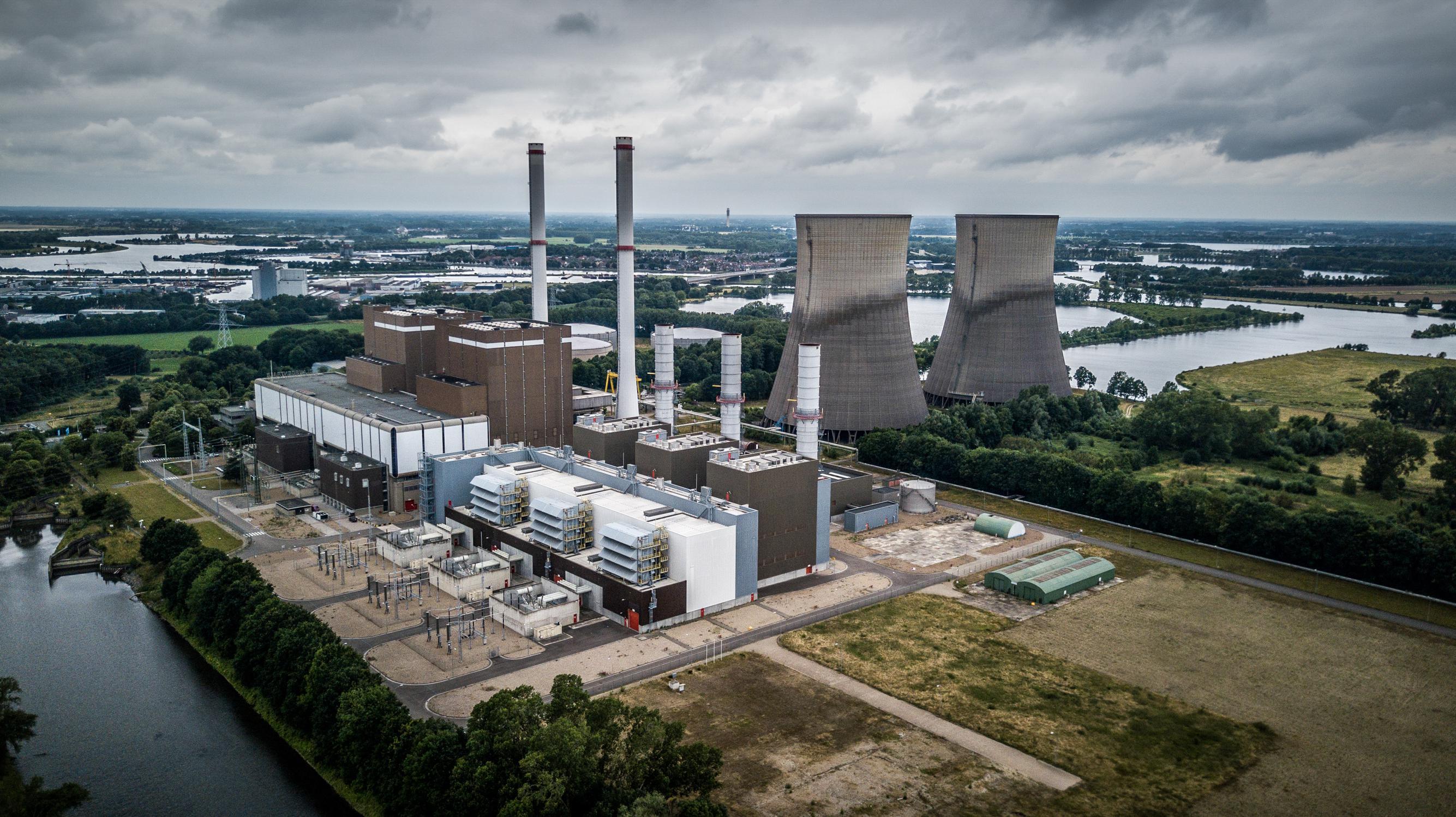 RWE gaat door met plan België voor centrale Maasbracht - Het Belang van Limburg