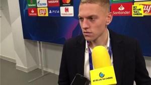 """Casper De Norre speelt sterke partij in 5-3-2: """"Kende systeem van bij STVV"""""""
