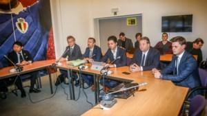 Voetbalbond moet geen lening aangaan voor complex in Tubeke