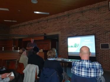Infovergadering voor klimaatboomactie in Oudsbergen