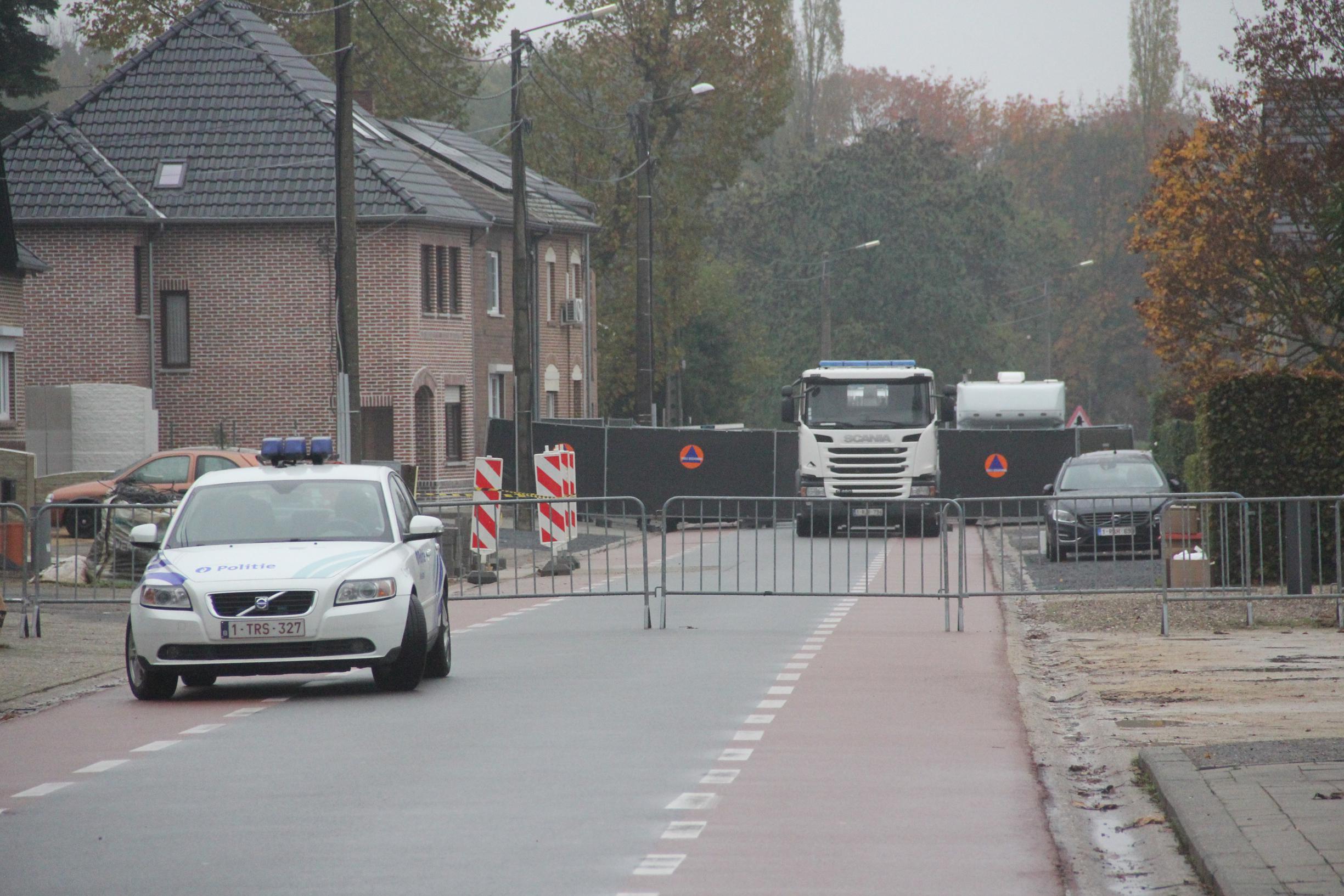 Reconstructie van kindermoord: babylijkje werd gevonden in ... (Dilsen-Stokkem) - Het Belang van Limburg