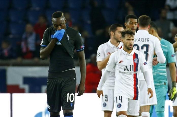 Bij Club Brugge kunnen ze niet lachen met penaltyfrats van Mbaye Diagne