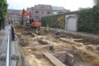 Fundamenten van Fraterschool opgegraven