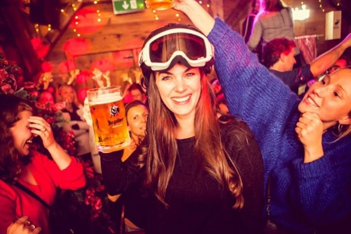 Ook zonder Alpen aan de après-ski