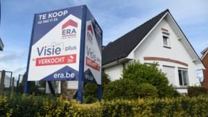 Fors meer hypothecaire kredieten in oktober