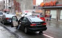 Grote grensoverschrijdende politieactie: auto's klemgereden en huis doorzocht
