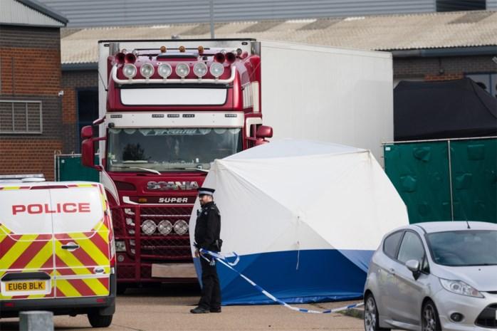 Alle slachtoffers uit vrachtwagen in Essex zijn geïdentificeerd