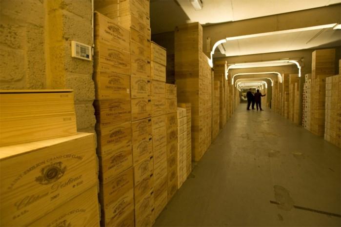 Voorraden Wijnmakelaarsunie weer onder de hamer