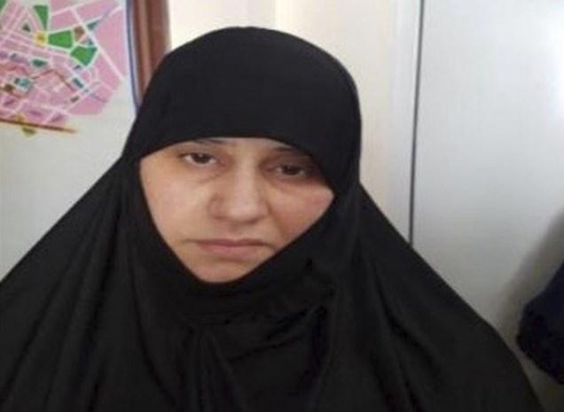"""""""Eerste vrouw"""" van Al-Baghdadi geeft """"heel wat informatie"""" over werking van ISIS"""