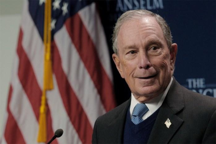Michael Bloomberg overweegt zich kandidaat te stellen voor presidentsverkiezingen
