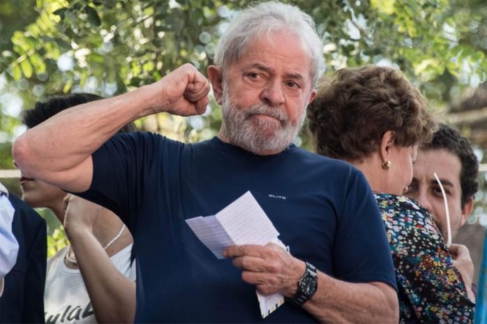 Braziliaanse ex-president Lula mag cel verlaten