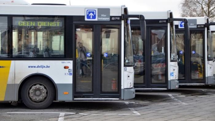 ACOD roept op tot staking bij De Lijn: woensdag weinig of geen bussen in Vlaanderen