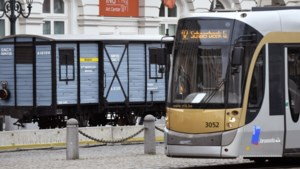 Ongeval met tram in Anderlecht: drie lichtgewonden