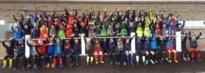 Geslaagd voetbalkamp bij JVGR