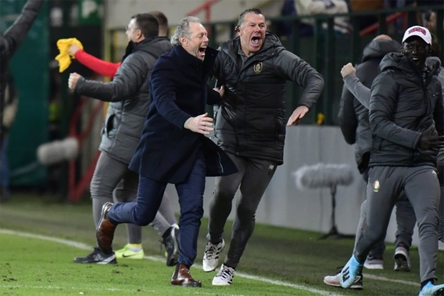 """Michel Preud'homme kijkt al uit naar komst van Arsenal: """"Ik weet ook wel dat we de Europa League niet gaan winnen, maar..."""""""
