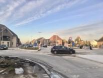 Rotonde op Steenweg in Rekem na zes maanden klaar