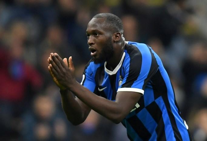 Lukaku pakt (voorlopig) koppositie met Inter