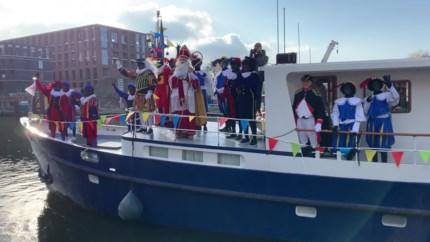 Nog nooit verzamelden er meer kinderen in Hasselt om Sinterklaas te verwelkomen