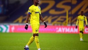 HERBELEEF. STVV verliest met 2-1 tegen rode lantaarn Cercle Brugge